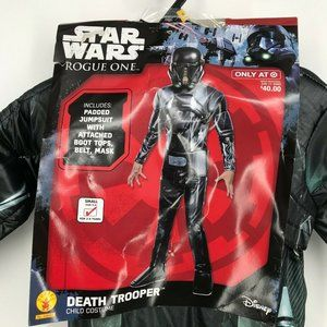 Star Wars Rogue One Death Trooper Dress Up Costume